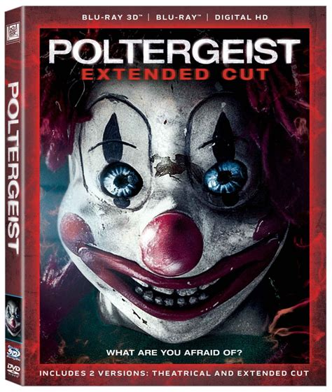 Poltergeist Extended Cut Debuts on Blu-ray 3D, Digital HD