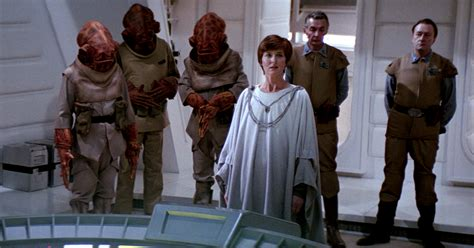 Mon Mothma | 50 Best 'Star Wars' Characters of All Time