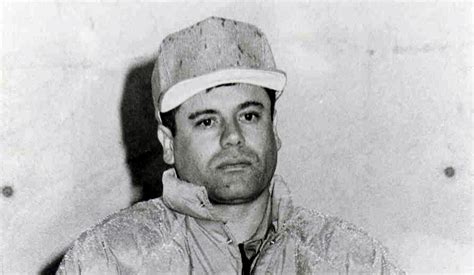 Wallpapers - El Chapo Black And White - 2000x1162