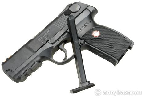 Ruger P 345 CO2 airsoft pisztoly, puska, fegyver