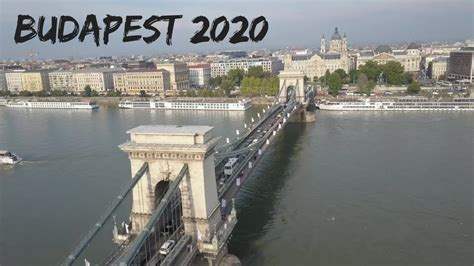 BUDAPEST 2020 (BY DRONE) - YouTube