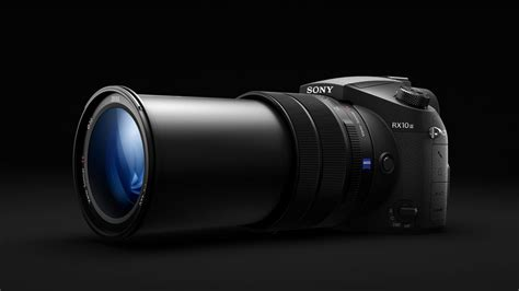 Sony's new camera hopes to show you that size does matter