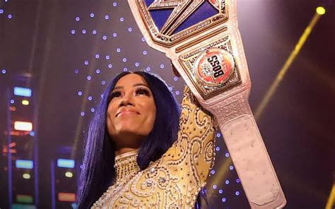 Sasha Banks Tops Sports Illustrated's Top 10 Wrestlers Of 2020