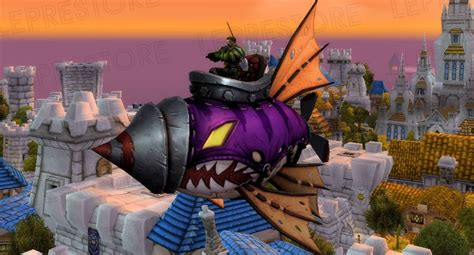 Buy Darkmoon Dirigible Mount Carry Boost for WoW US