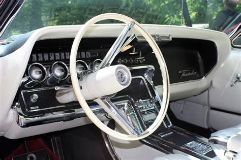 1966 Ford Thunderbird Convertible - Significant Cars, Inc