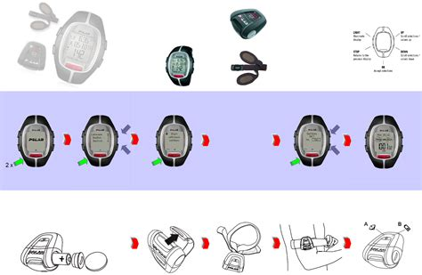 Polar Fitness Electronics RS300X User Guide