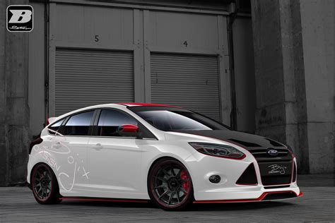 2012 Ford Focus By Bojix Design   Top Speed