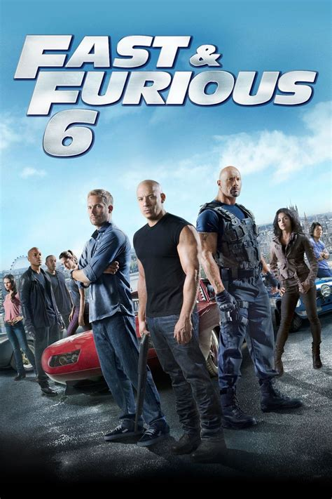 Fast & Furious 6   The Fast and the Furious Wiki   Fandom
