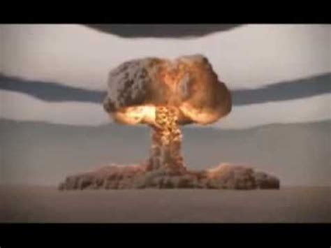 Worlds Biggest Nuclear Bomb - YouTube