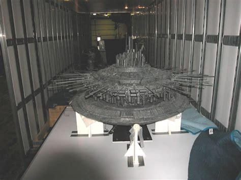 Close Encounters Movie Mother Ship | National Air and