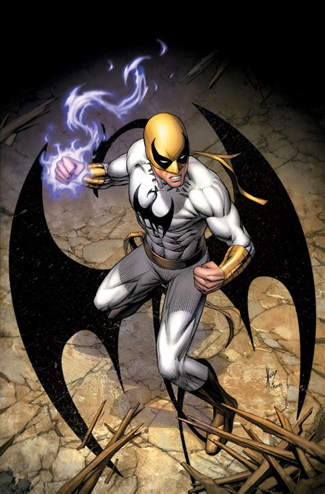 Marvel announces Iron Fist: The Living Weapon - Following