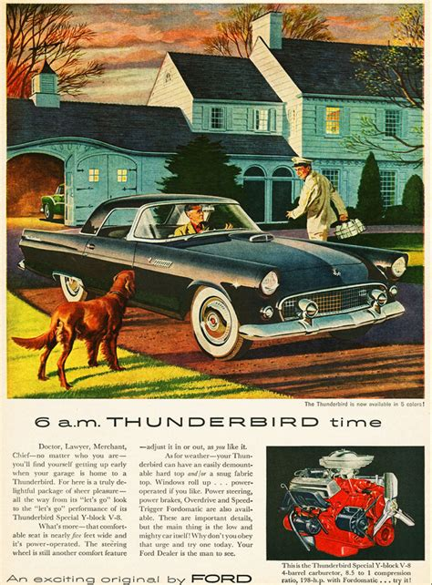 Canine Madness: 10 Classic Car Ads Featuring Dogs   The