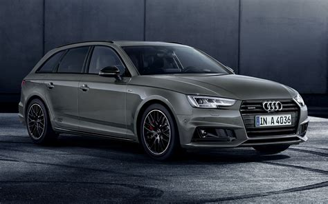 2017 Audi A4 Avant Black Edition - Wallpapers and HD