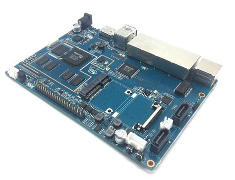 Banana Pi Bpi-r2 Open Source Smart Router With Mtk