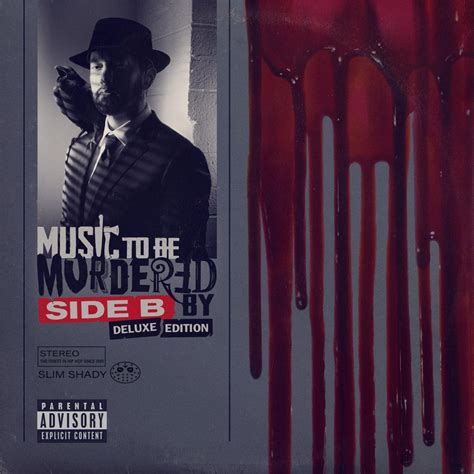 Eminem surprise-released 'Music to Be Murdered By- Side B