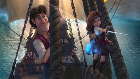 [REVIEW] 'The Pirate Fairy' is a Fresh, Fun Adventure
