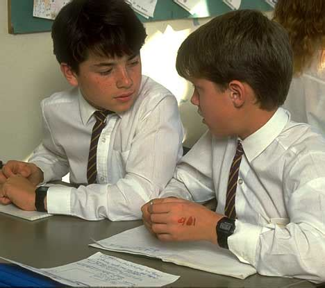 Pay attention! Why talking in class is good for youngsters