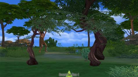 Around The Sims 4: Prehistory - Stone Age • Sims 4 Downloads