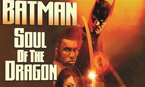 Trailer, Box Art And Details on BATMAN: SOUL OF THE DRAGON