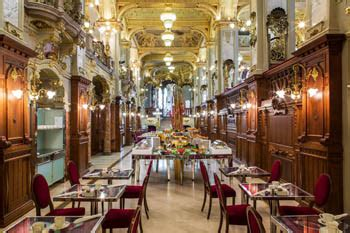 Historic Budapest Coffee Houses-Classic Old-World Cafes