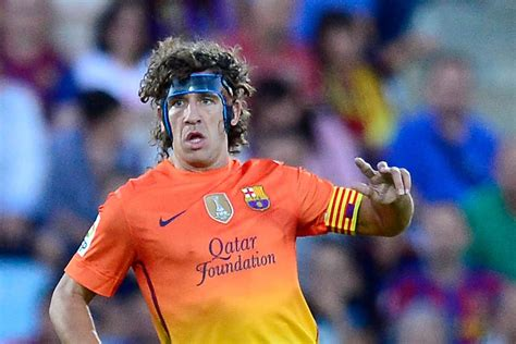 Carles Puyol injury: Barcelona captain suffers reported