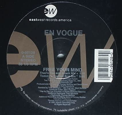 En Vogue - Free Your Mind / Just Can't Stay Away - Amazon